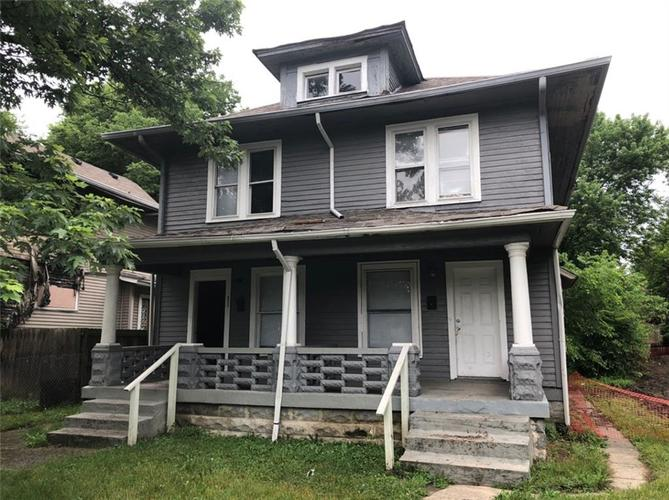 622  Udell Street Indianapolis, IN 46208 | MLS 21593420
