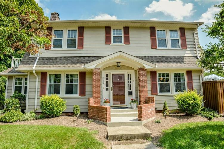 149  Blue Ridge Road Indianapolis, IN 46208 | MLS 21593676
