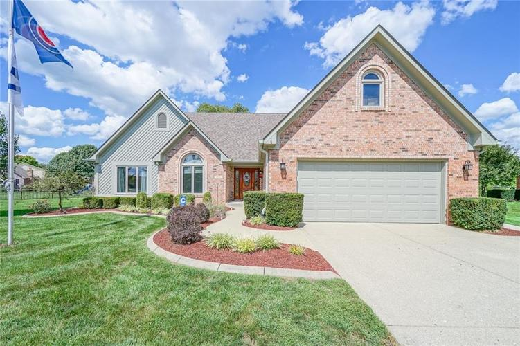 5412  Keswick Court Avon, IN 46123 | MLS 21593704