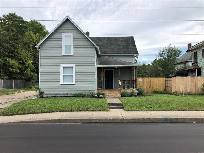 815 E 25th Street Indianapolis, IN 46205 | MLS 21593890