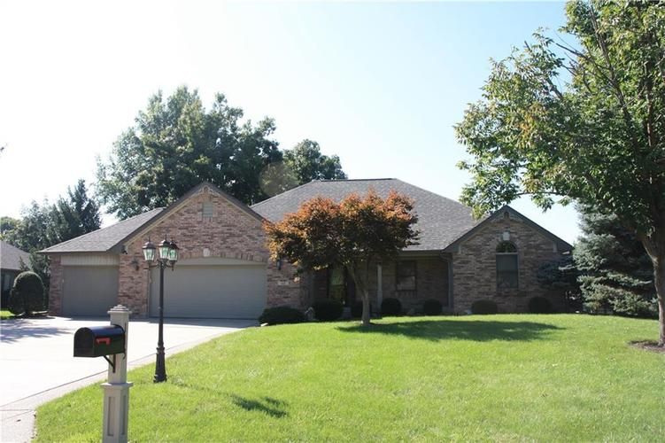 113 Park Forest Drive N Whiteland IN 46184 | MLS 21594324 | photo 1