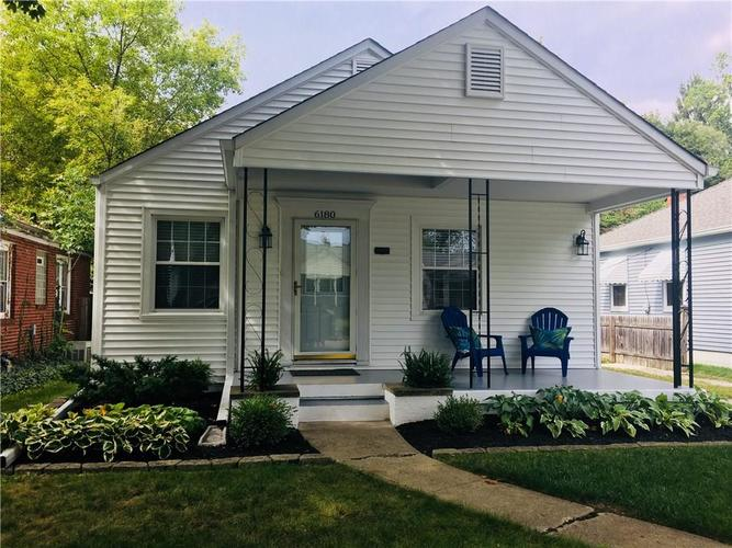 6180  CRITTENDEN Avenue Indianapolis, IN 46220 | MLS 21594377