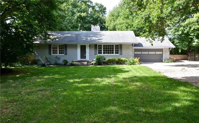 6226 N Parker Avenue Indianapolis IN 46220 | MLS 21594471 | photo 1