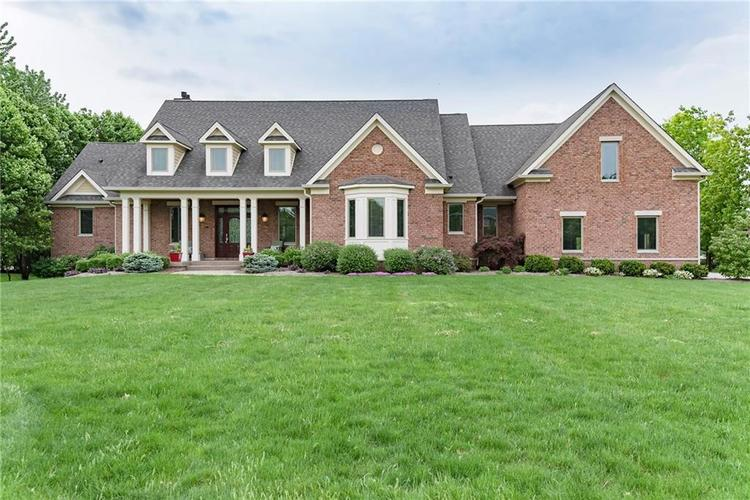 55  Clifden Pond Road Zionsville, IN 46077 | MLS 21594505