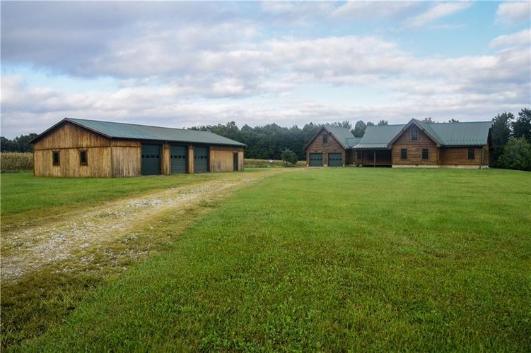 4210 S County Road 400  North Vernon, IN 47265 | MLS 21594634