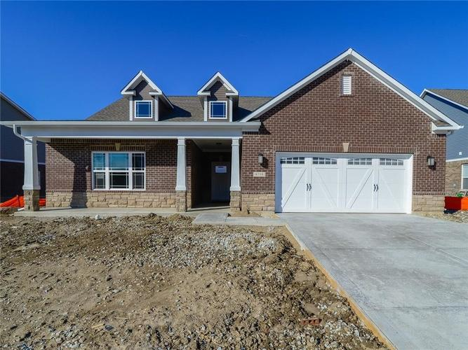 4734  Lawrence Way New Palestine, IN 46163   MLS 21594697