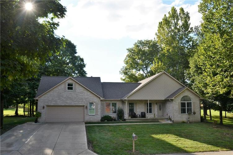 12696 N Waters Edge Court Camby, IN 46113 | MLS 21594796