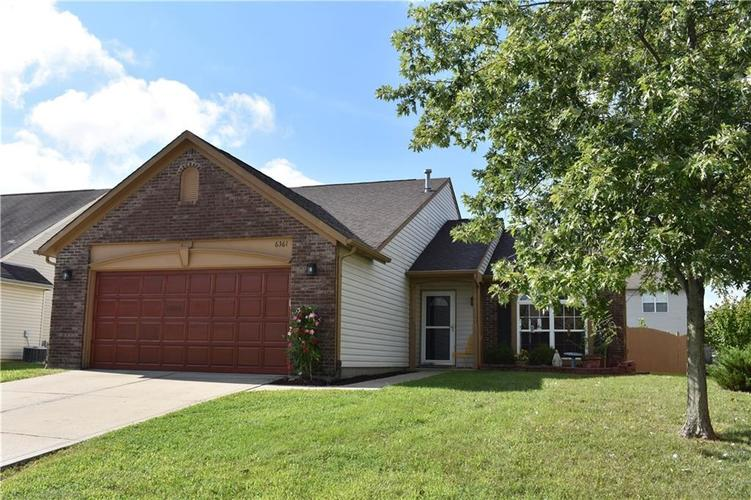 6361 E Rockhill Court Camby, IN 46113 | MLS 21595174