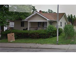 4909 E 10th Street Indianapolis, IN 46201 | MLS 21595263