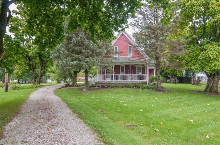 534 N LEBANON Street Jamestown, IN 46147 | MLS 21595379