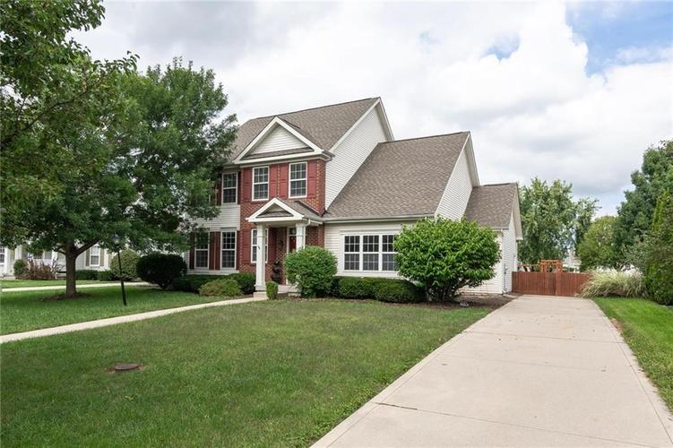 12754 Buff Stone Court Fishers, IN 46037 | MLS 21595405 | photo 1