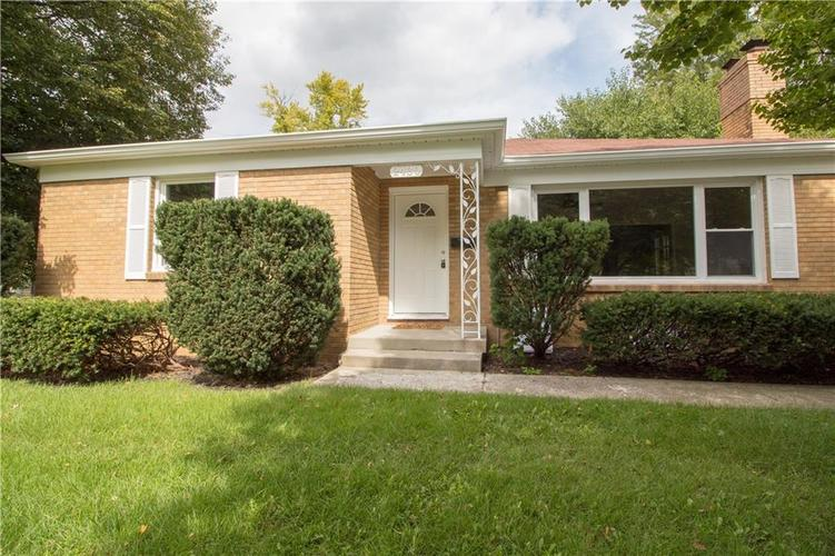 2430 E 58TH Street Indianapolis, IN 46220 | MLS 21595739 | photo 1
