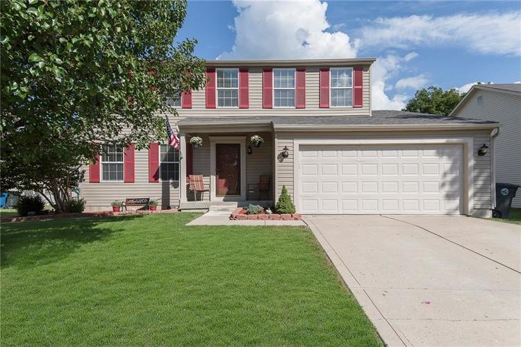 6017  Sandcherry Drive Indianapolis, IN 46236 | MLS 21595756