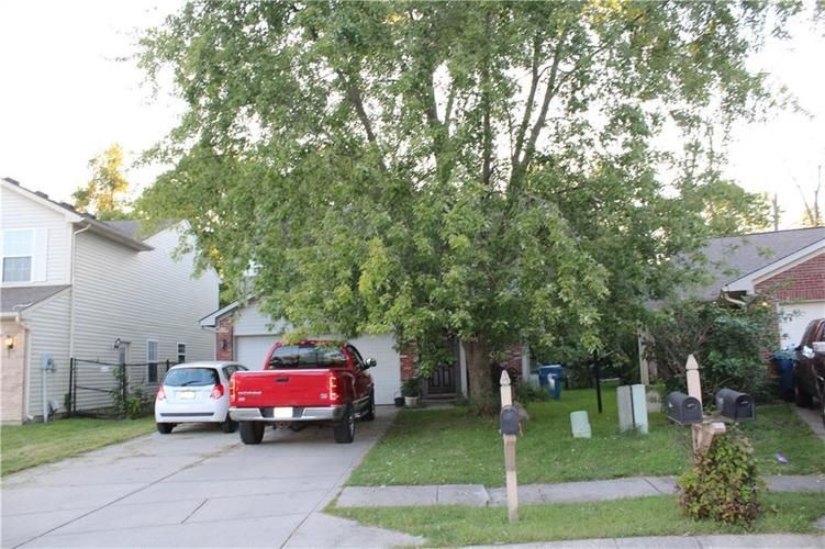 7614  Misty Meadow Drive Indianapolis, IN 46217 | MLS 21595772