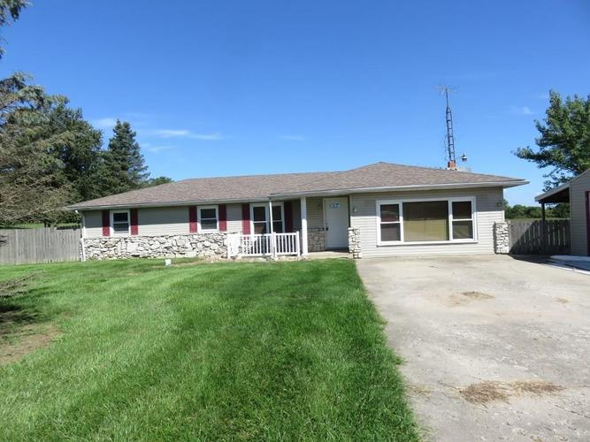 1534 E County Road 800  Springport, IN 47386 | MLS 21595832