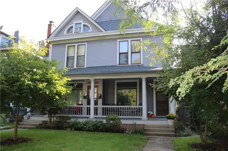1221 N NEW JERSEY Street Indianapolis, IN 46202 | MLS 21596067