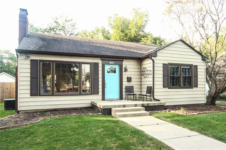 631 E 86th Street Indianapolis, IN 46240 | MLS 21596163