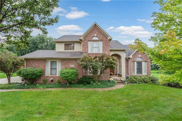 12135  Geist Cove Drive Indianapolis, IN 46236 | MLS 21596356