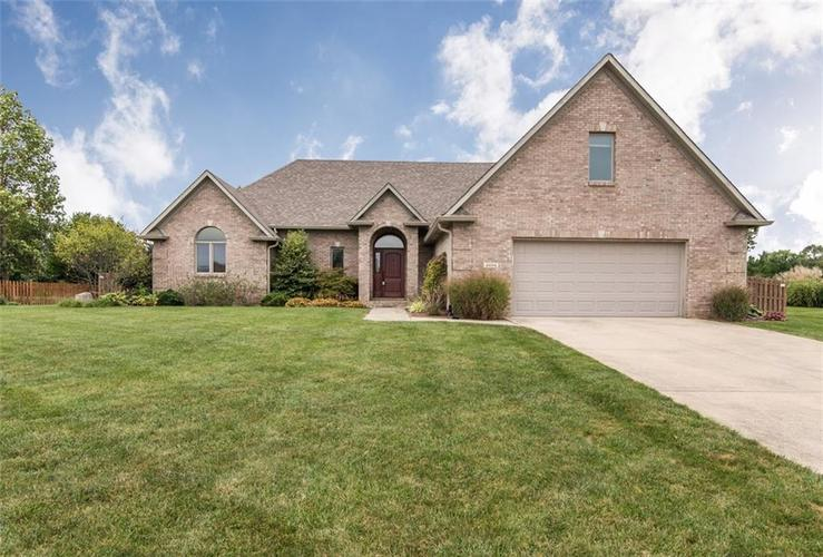 4804 S Grassy Court New Palestine, IN 46163 | MLS 21596358
