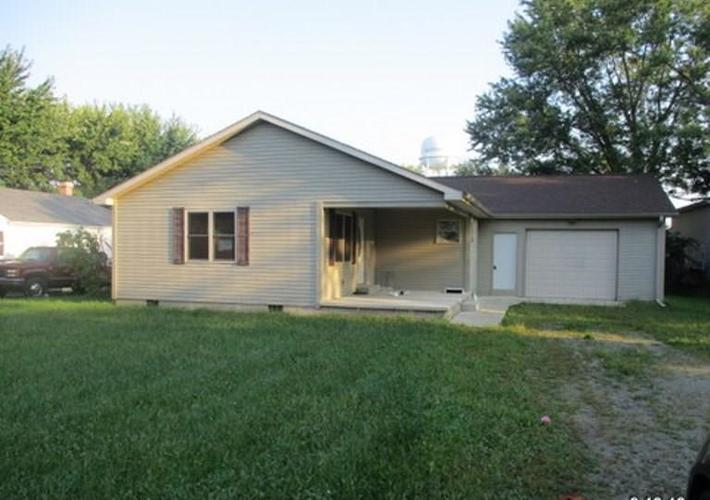 13908 W Daleville Road Daleville, IN 47334 | MLS 21596651