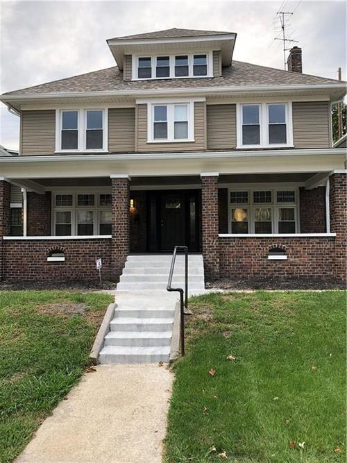 3162 N Capitol Avenue Indianapolis, IN 46208 | MLS 21596825