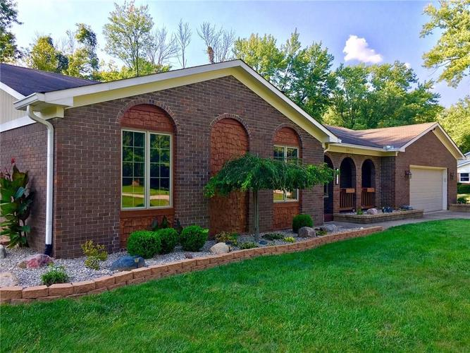 7226 INDIAN LAKE Road Indianapolis, IN 46236 | MLS 21596836 | photo 1
