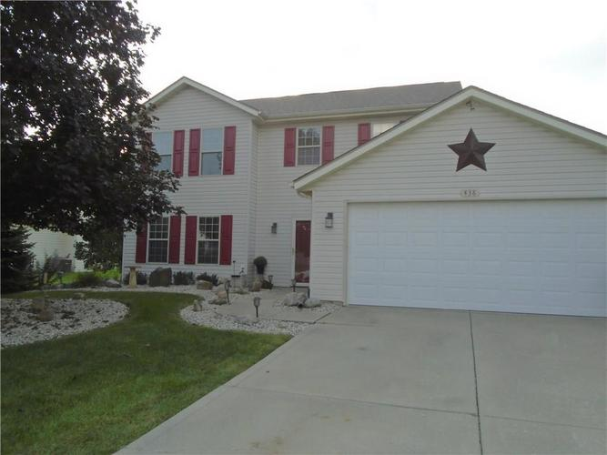 438  Old Glory Drive Greenfield, IN 46140   MLS 21596898