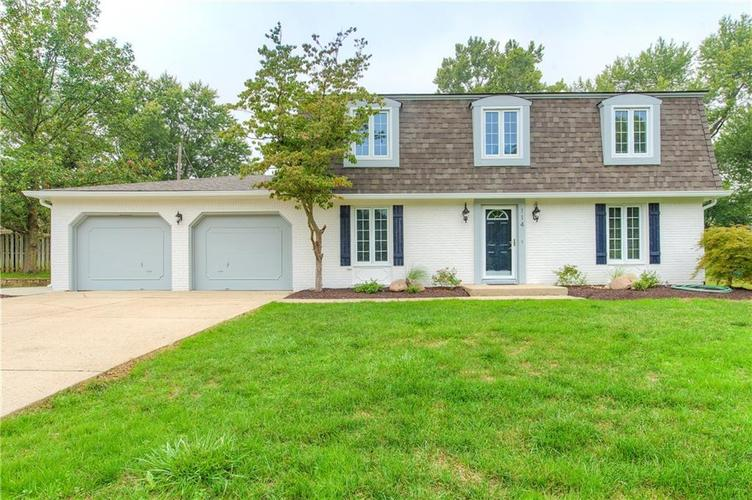 114  Harrowgate Drive Carmel, IN 46033 | MLS 21596976