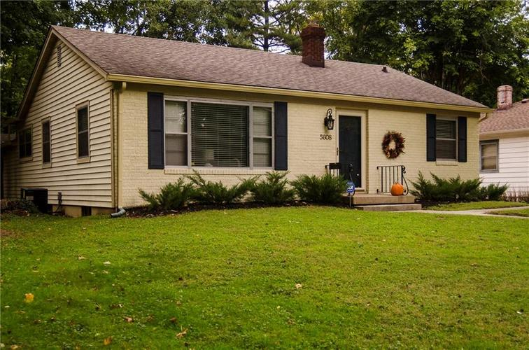 5608  INDIANOLA Avenue Broad Ripple, IN 46220 | MLS 21597095