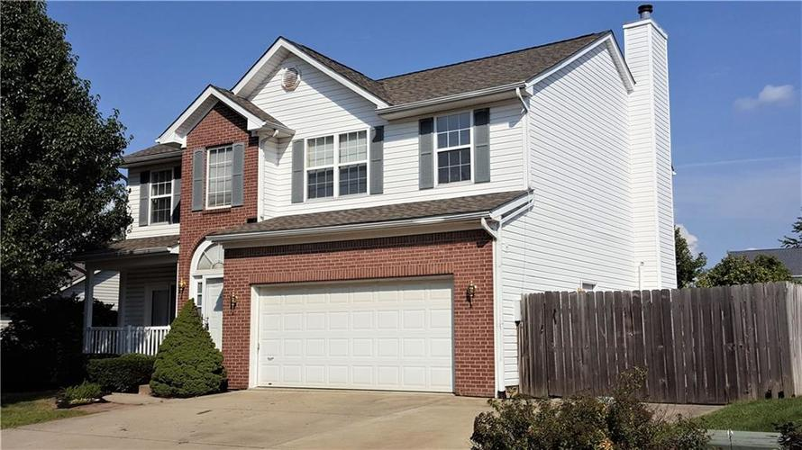 13999  Brightwater Drive Fishers, IN 46038 | MLS 21597122