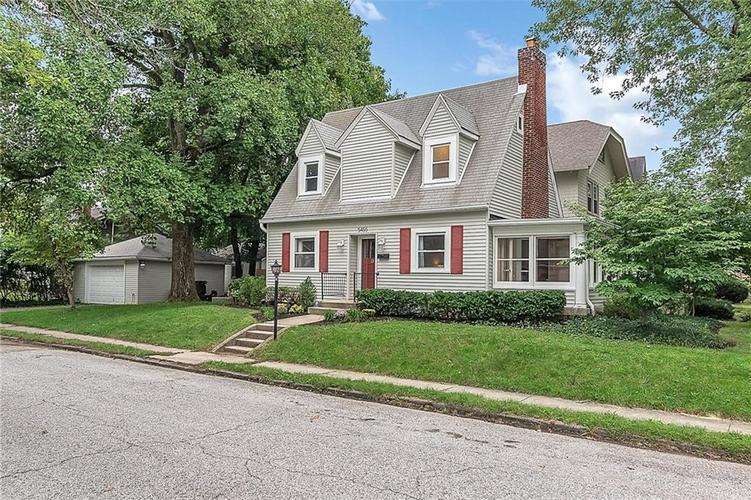 5455 N College Avenue Indianapolis, IN 46220 | MLS 21597425