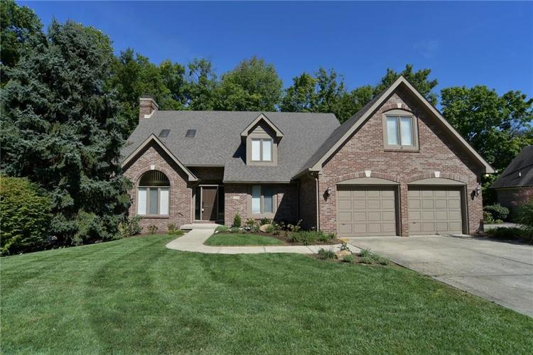 12256  SYDNEY BAY Court Indianapolis, IN 46236 | MLS 21597531