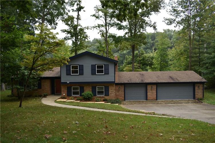 3545  Whippoorwill Lake N Drive Monrovia, IN 46157 | MLS 21597574