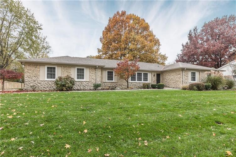 3615  Brunswick Drive Carmel, IN 46033 | MLS 21597676