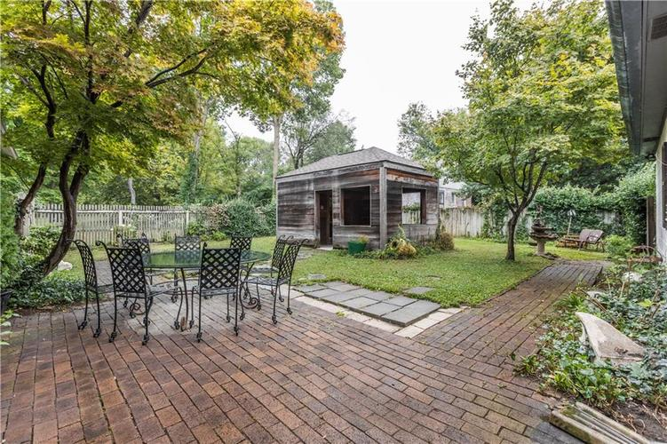3715 GOVERNORS Road Indianapolis, IN 46208 | MLS 21597763 | photo 28