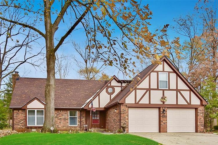 7602  Kimcoe Lane Indianapolis, IN 46254 | MLS 21597801