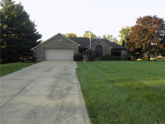 7677  Westerville Drive Clayton, IN 46118 | MLS 21597953