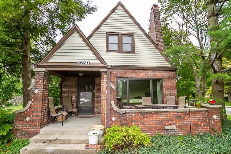 5750 E 10th Street Indianapolis, IN 46219 | MLS 21597996