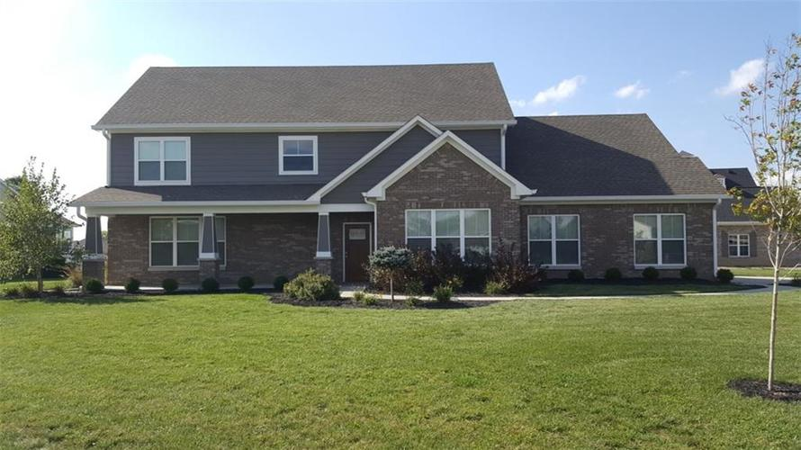 1486 N Manchester Drive Greenfield, IN 46140 | MLS 21598075