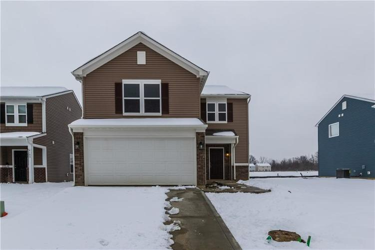 4077  Little Bighorn Drive Indianapolis, IN 46235 | MLS 21598082