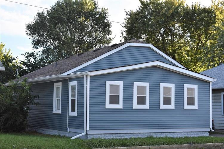 3907 E 16th Street Indianapolis, IN 46201 | MLS 21598090