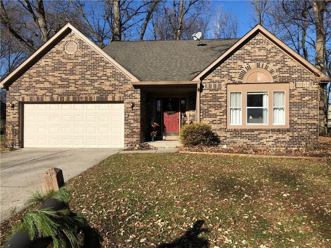 8730  Ginnylock Drive Indianapolis, IN 46256 | MLS 21598252