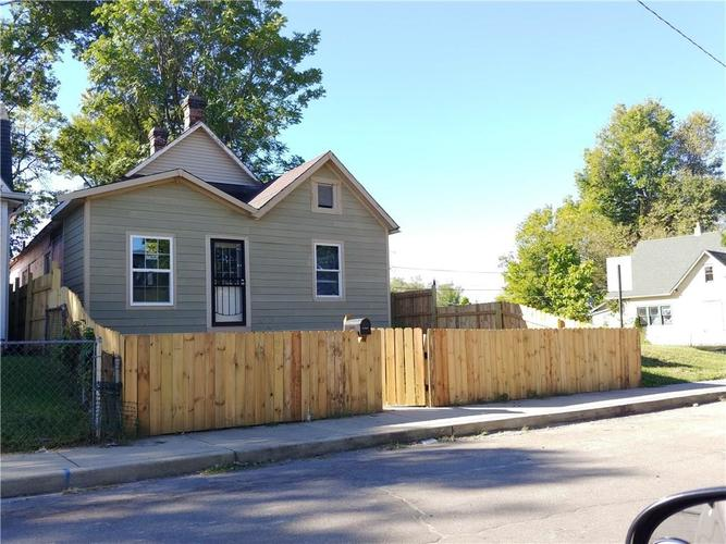 1273  Eugene Street Indianapolis, IN 46208 | MLS 21598348