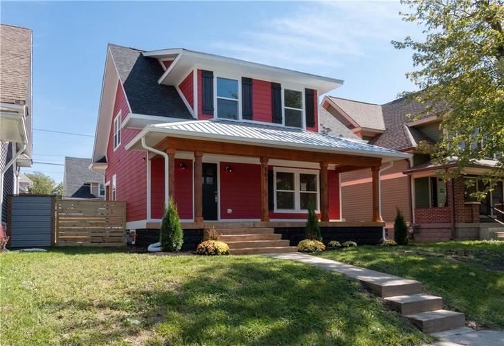 807  Eastern Avenue Indianapolis, IN 46201 | MLS 21598401
