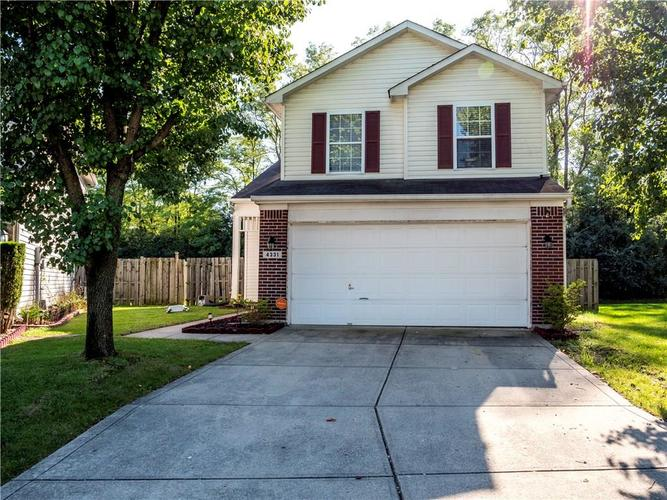 4331 VILLAGE BEND Court Indianapolis, IN 46254 | MLS 21598471 | photo 1