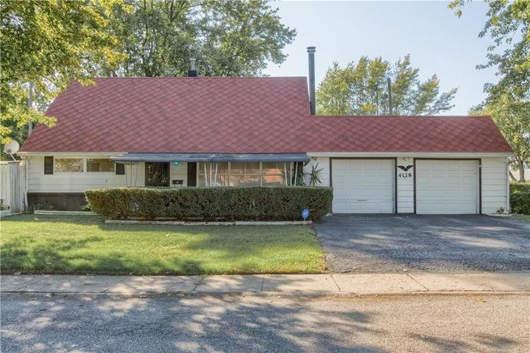 4118 N Catherwood Avenue Indianapolis, IN 46226   MLS 21598502   photo 1