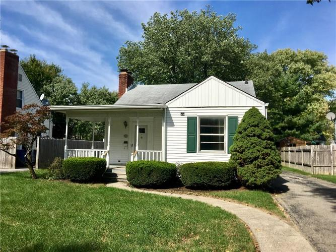 2618 E 57th Street Indianapolis, IN 46220 | MLS 21598799