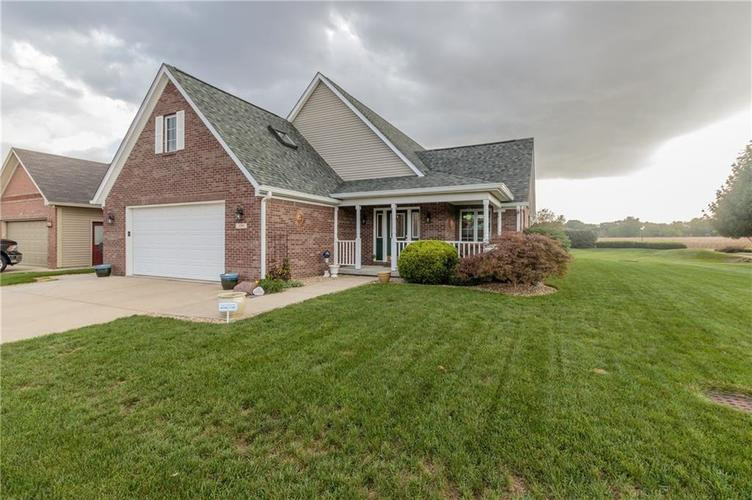 4399 W Summerhaven Drive New Palestine, IN 46163 | MLS 21598805