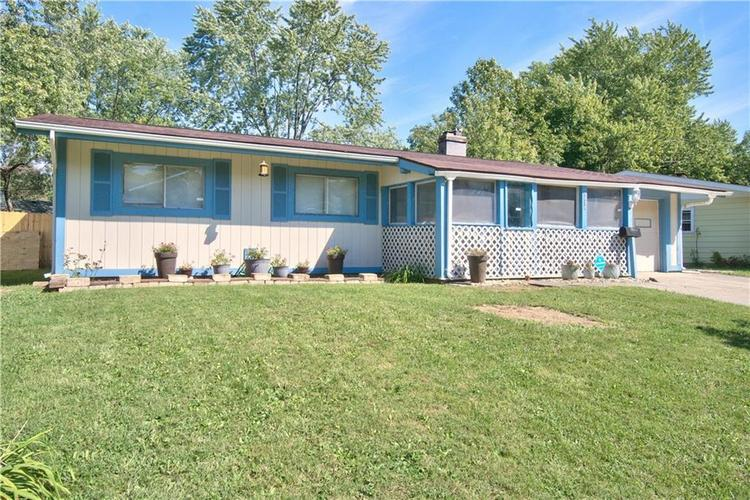 8038 E PENWAY Street Indianapolis, IN 46226 | MLS 21598808
