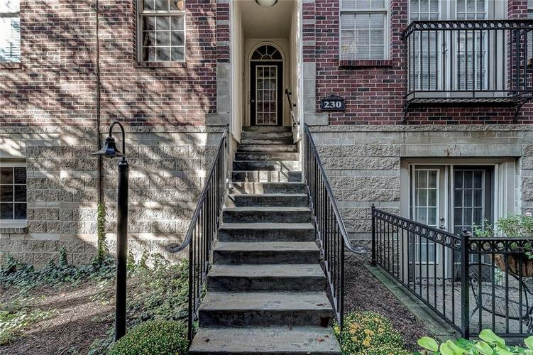 230 N Cleveland Street Indianapolis, IN 46204 | MLS 21598821